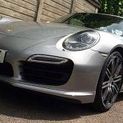 MR Porsche 911 Turbo Cabriolet MPG