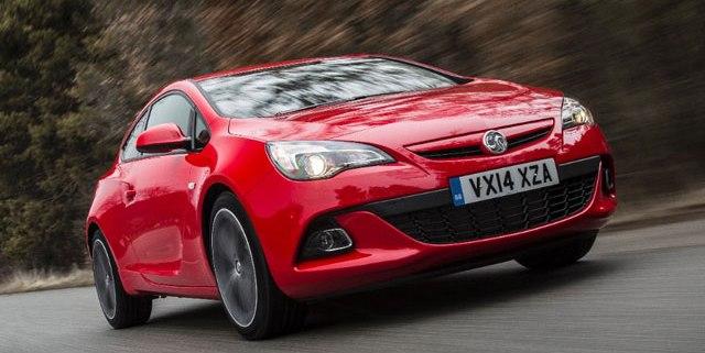 Vauxhall Astra GTC BiTurbo review