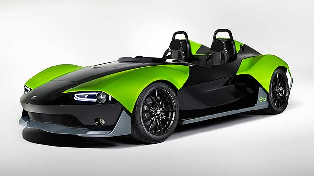 Zenos Cars E10