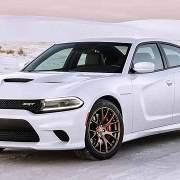 Dodge Charger SRT Hellcat 001