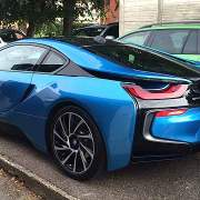 Motoring Research BMW i8 UK review 009