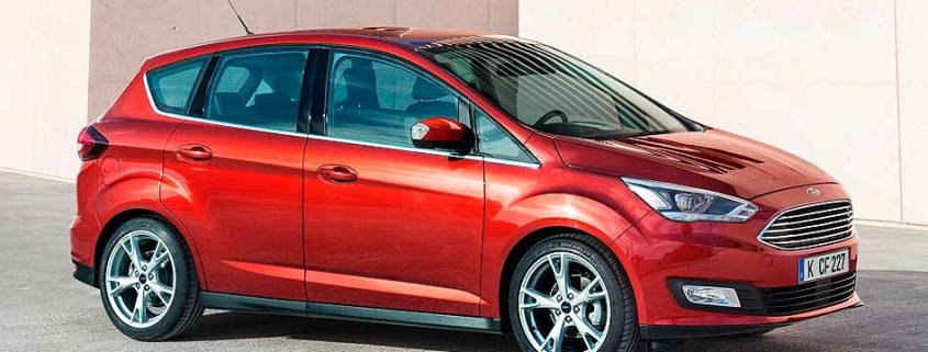 Ford C-Max facelifted for 2015
