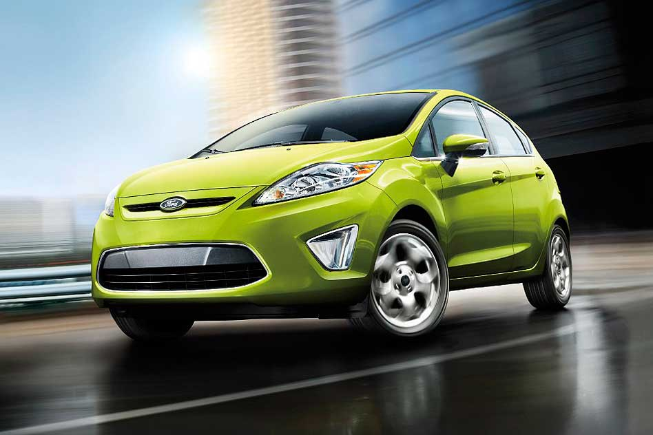 US-market Ford Fiesta
