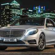 Mercedes-Benz S 500 L Plug-In Hybrid London