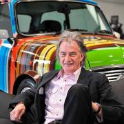 Mini and Sir Paul Smith