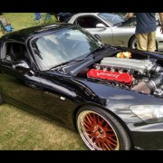 Honda S200 gets a Dodge Viper V10