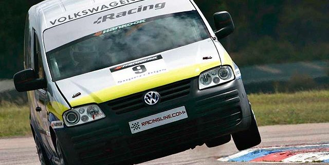 Express Delivery racing Volkswagen Caddy