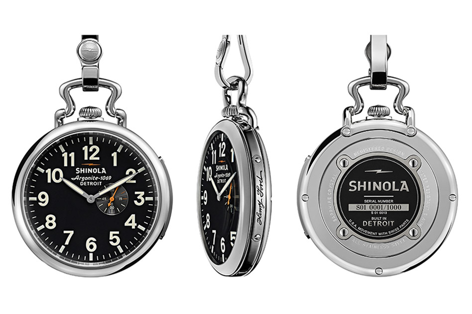 Henry Ford pocket watch