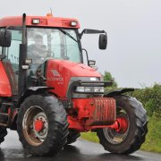 Tractors: now legally faster