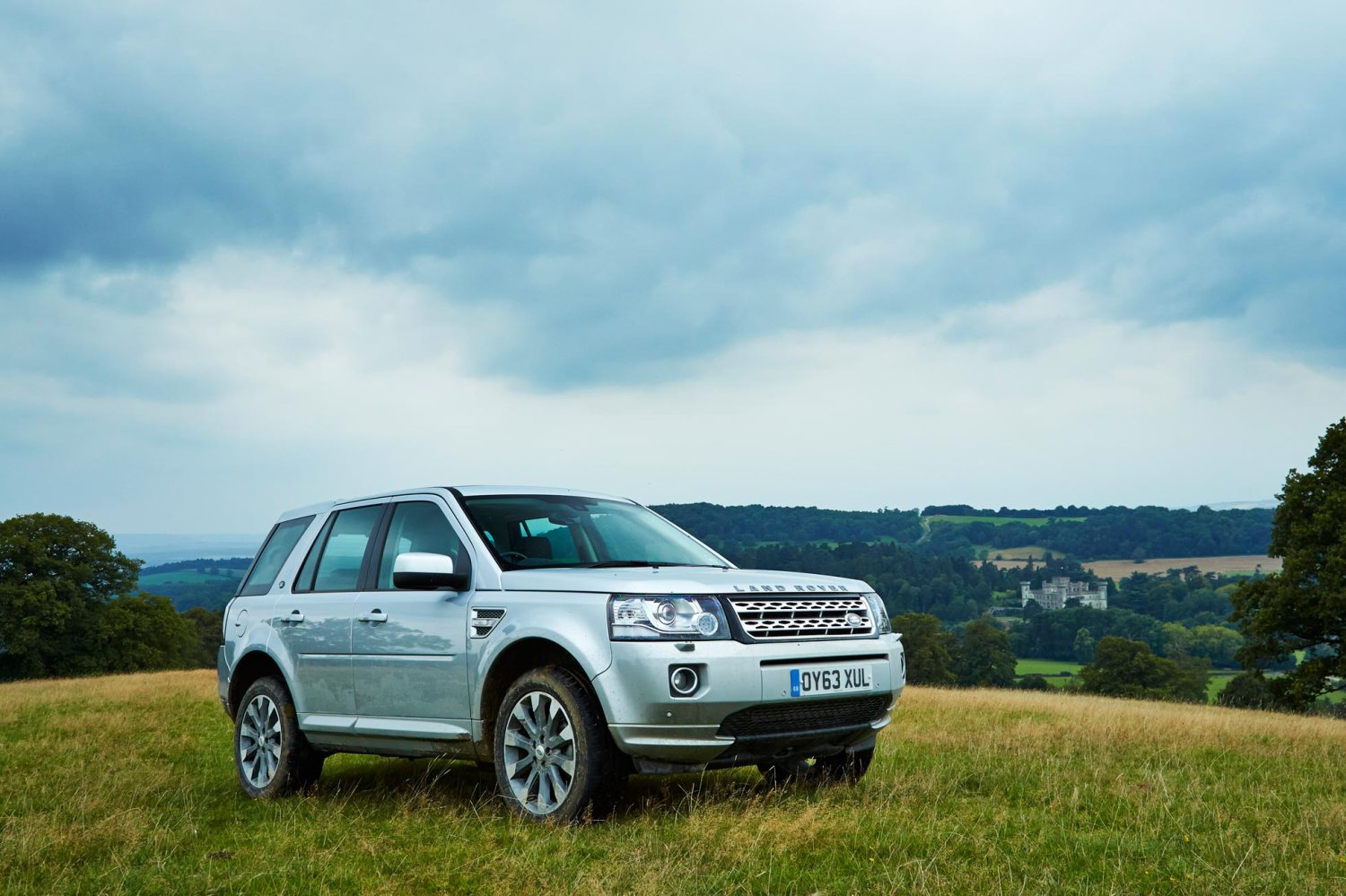 Land Rover Freelander 2 long-termer