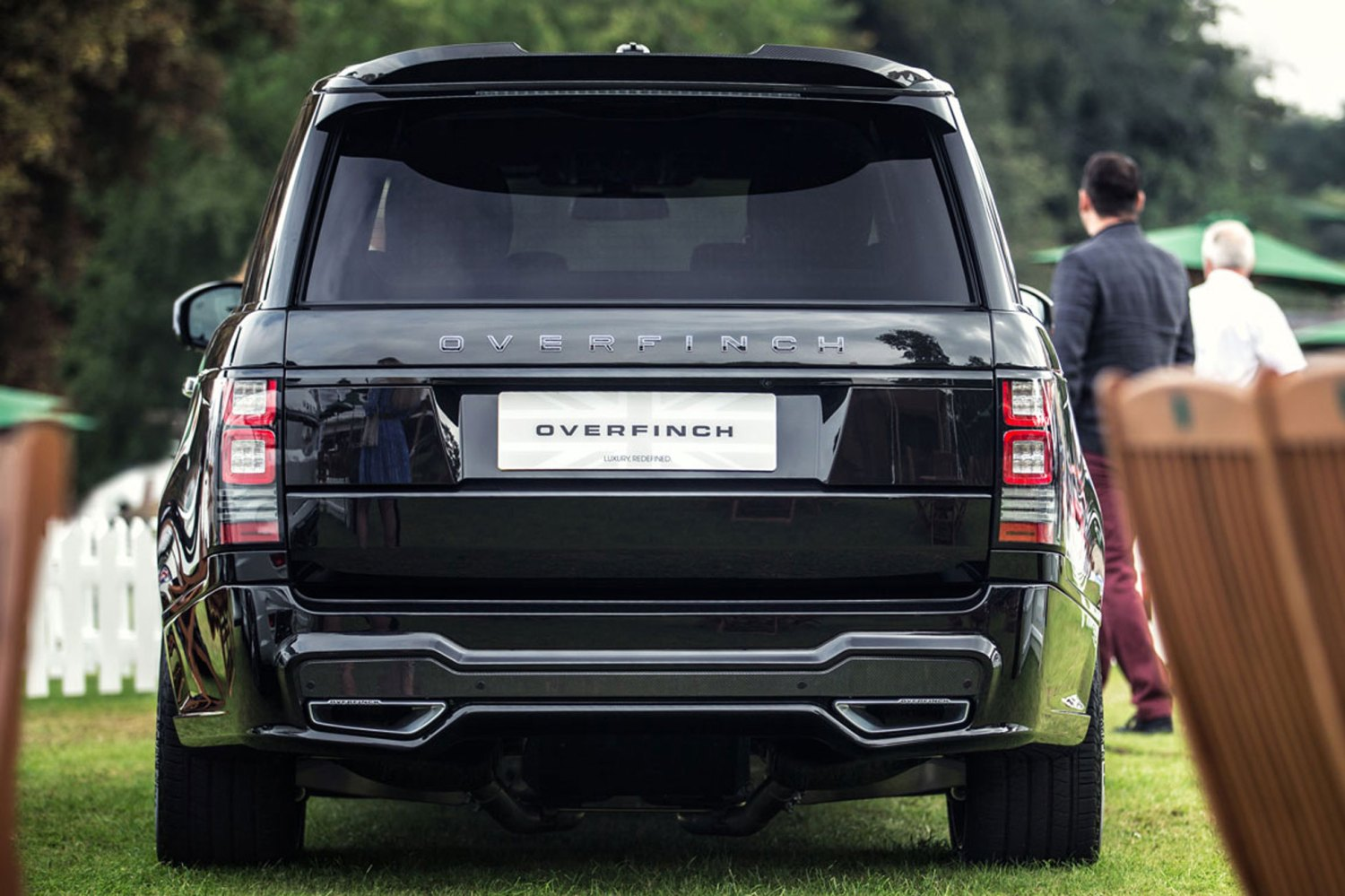 What would you buy instead of this £205,000 Range Rover?