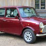 Mini 30 – just 137 miles on the clock