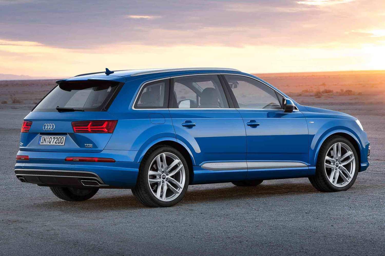 Audi Q7 (2015)