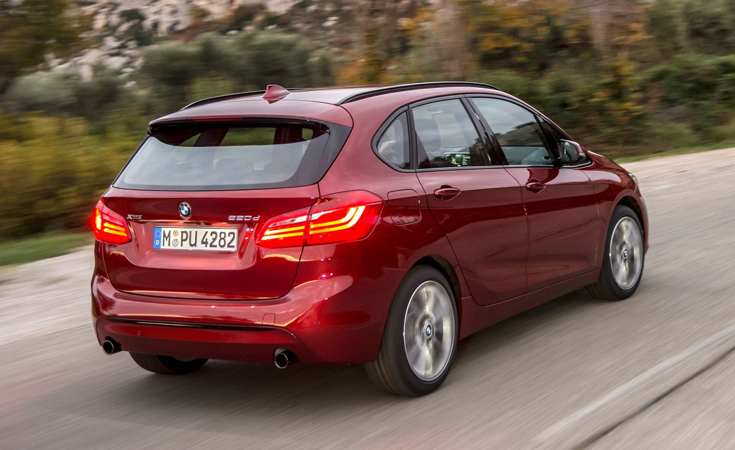 BMW 2 Series Active Tourer xDrive