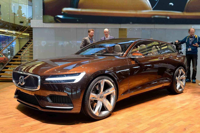 Volvo motor show concept
