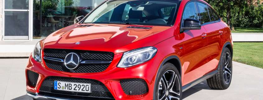 Mercedes-Benz is right to rip-off the BMW X6 with the GLE