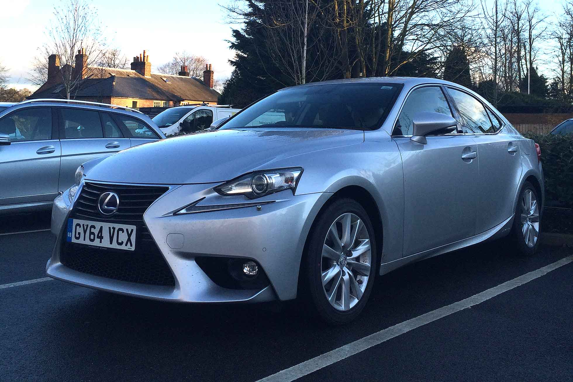 Lexus IS 300h (2015) long-term review | Motoring Research