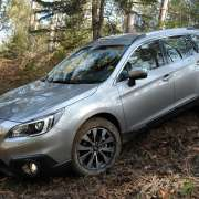 Subaru Outback review: 2015 first drive