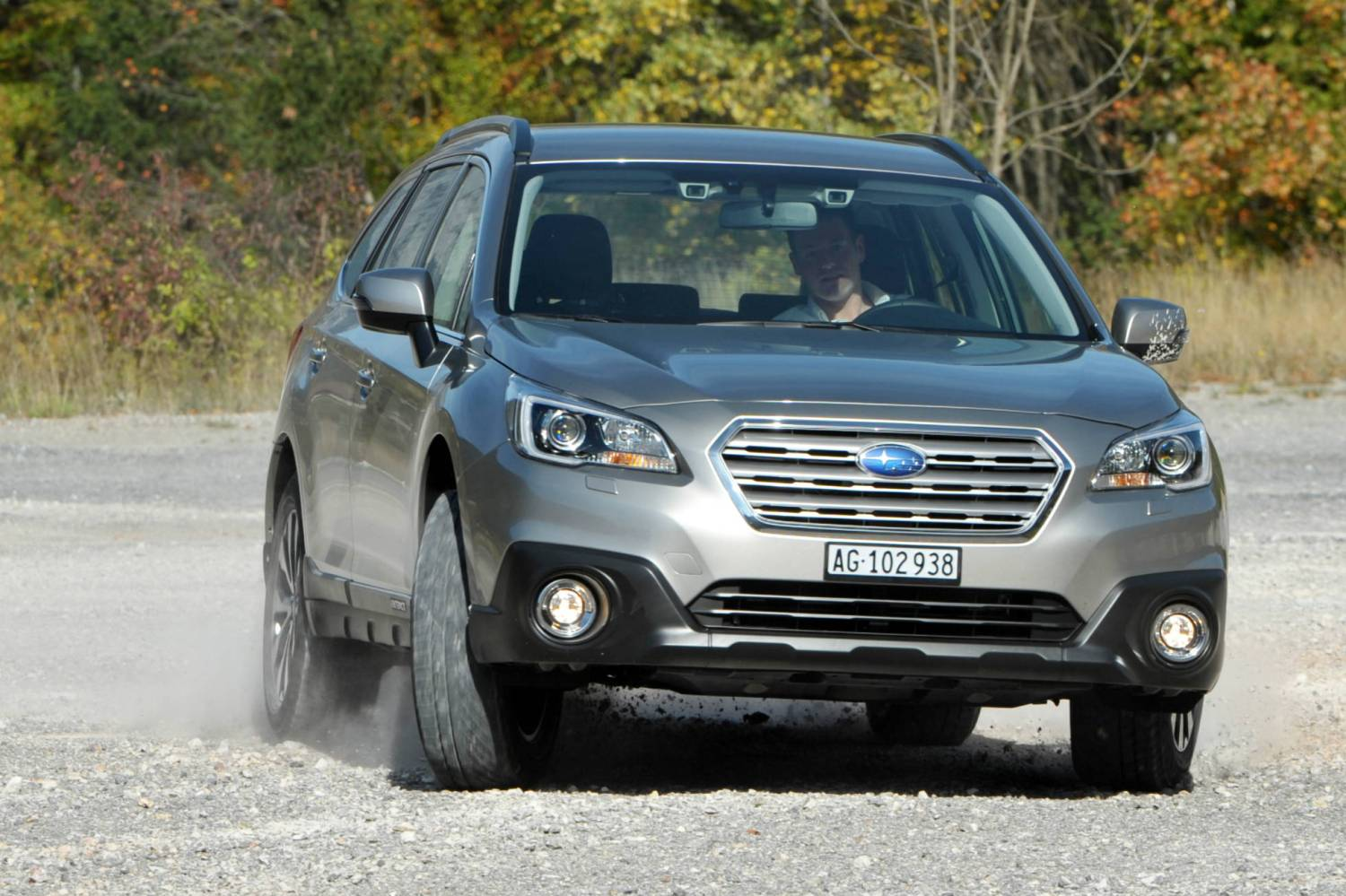 What's the 2015 Subaru Outback like to drive?