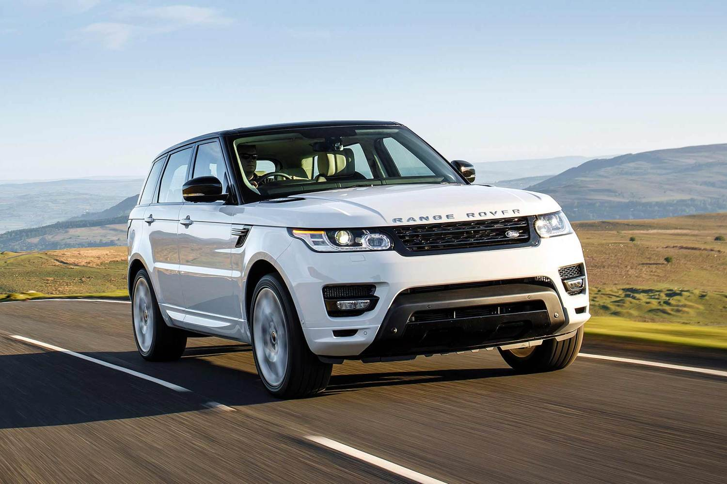 Range Rover Sport Supercharged (2015)