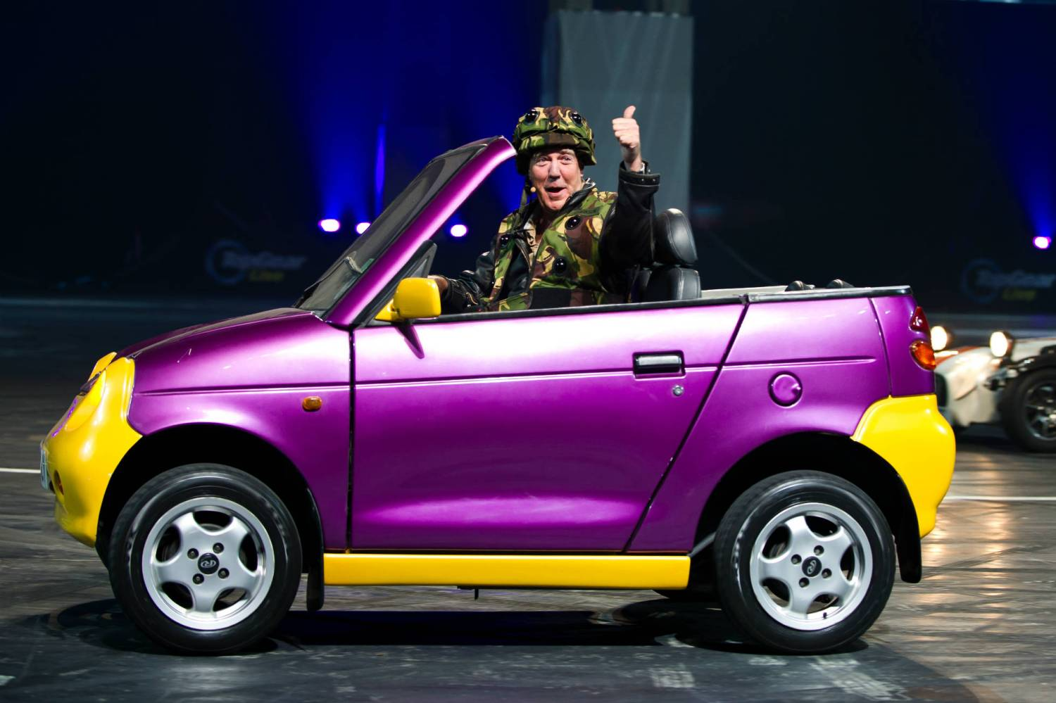 """Quentin Willson: """"Clarkson could kill the electric vehicle industry"""""""