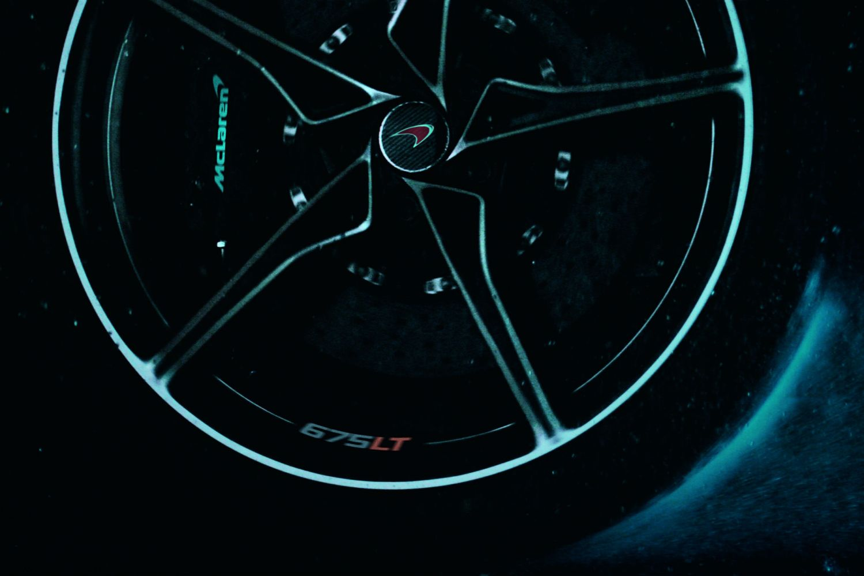 McLaren confirms 675LT ahead of debut at Geneva Motor Show 2015