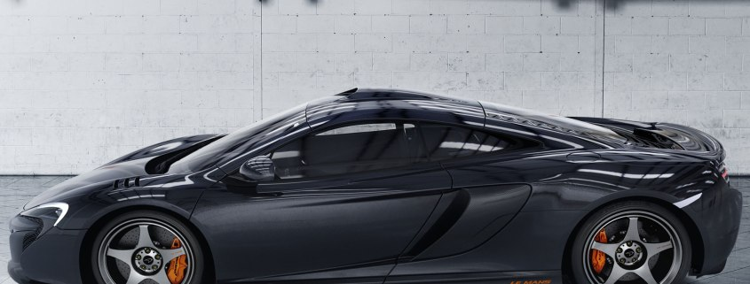 McLaren reveals 650S Le Mans limited edition