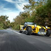 Buy a used Caterham and get a free track day