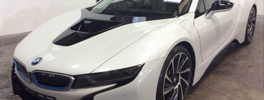 BMW i8 for sale at BCA