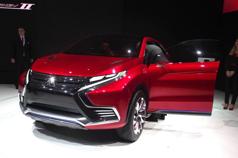 Mitsubishi XR PHEV II