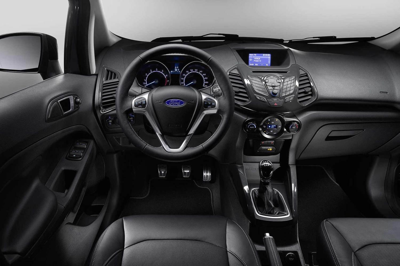 Ford Ecosport Geneva 2015