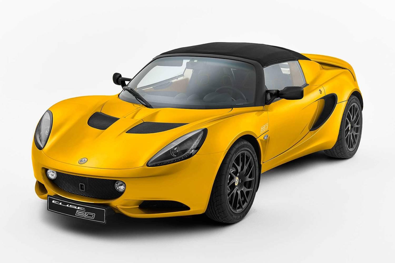 Lotus Elise S 20th Edition