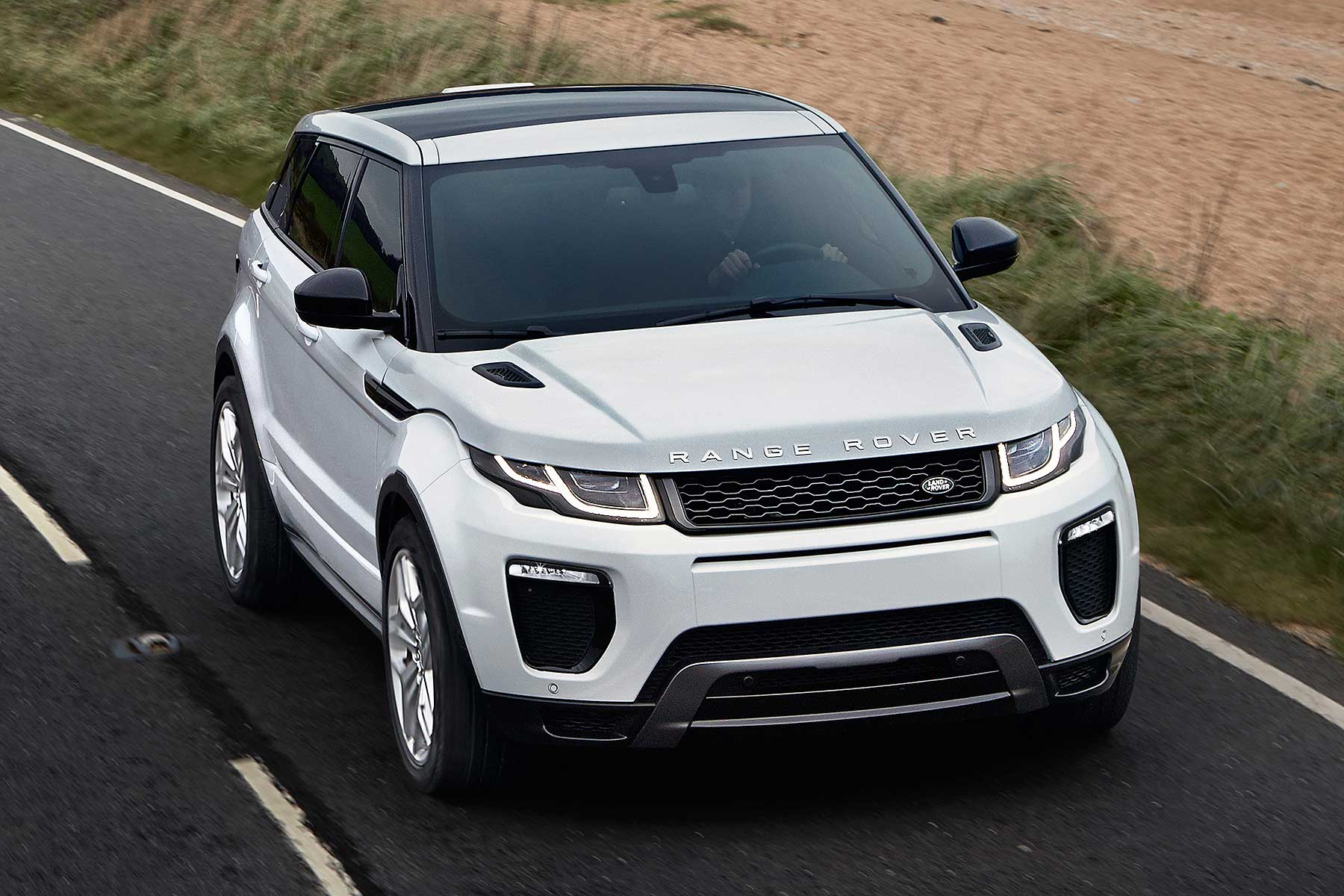 2016 Range Rover Evoque prices to start at £30 200