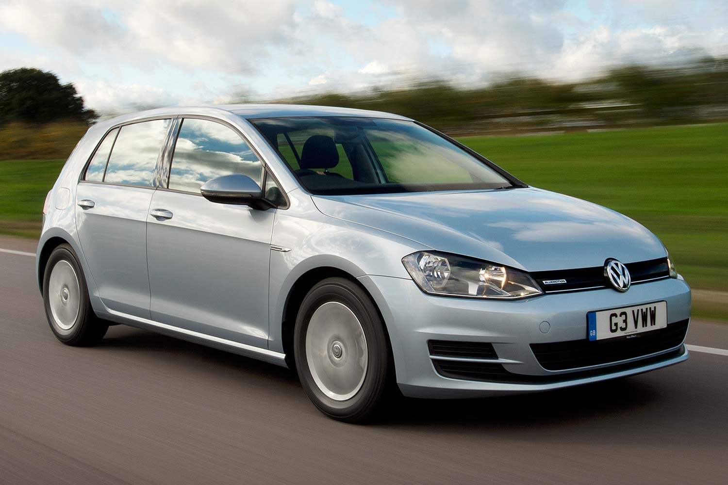 Vokswagen Golf Bluemotion