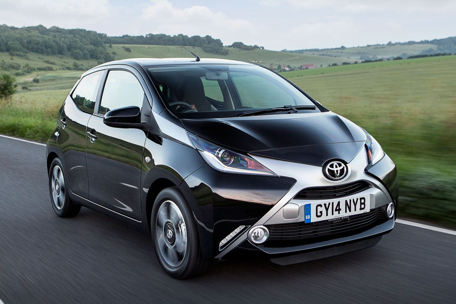 The 20 best first cars: Toyota Aygo