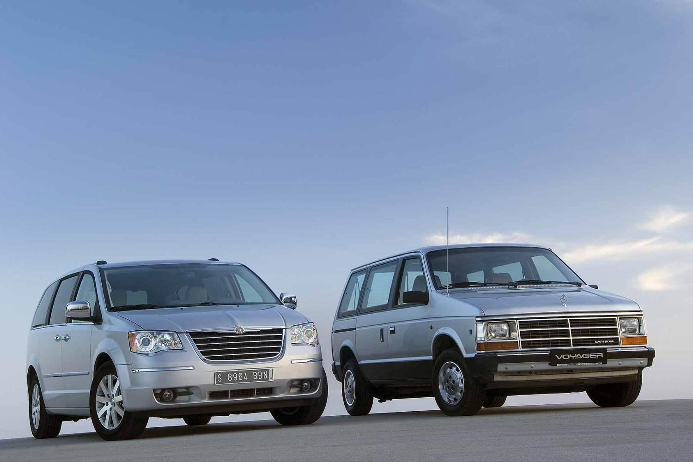 Chrysler Voyager heritage
