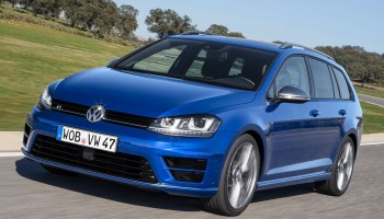 Vw Introduces Fastest Ever Production Golf Motoring Research