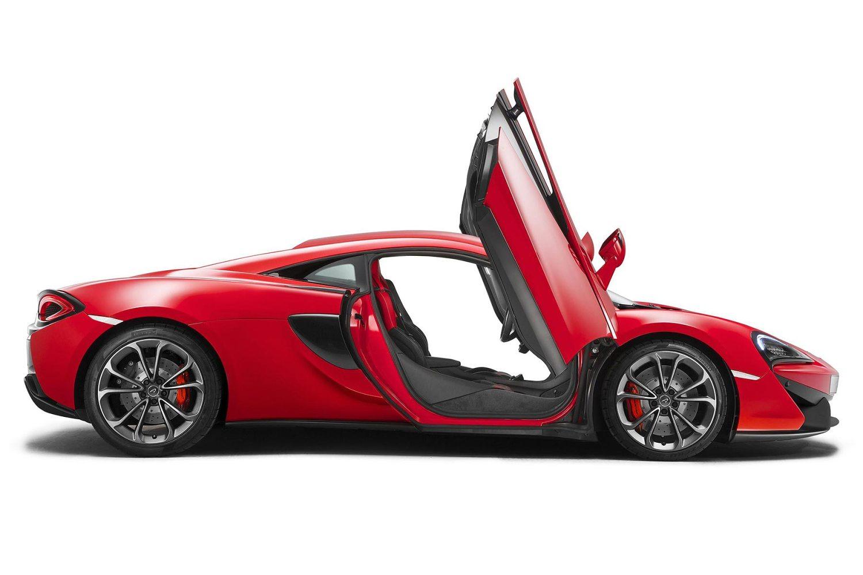 McLaren 540C 2015