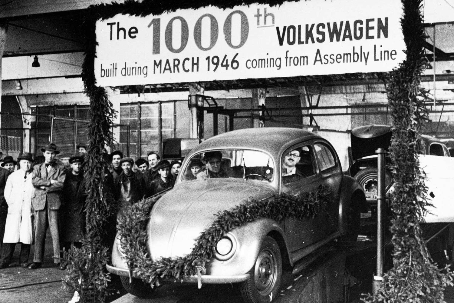 Great Motoring Disaster VW Beetle replacement