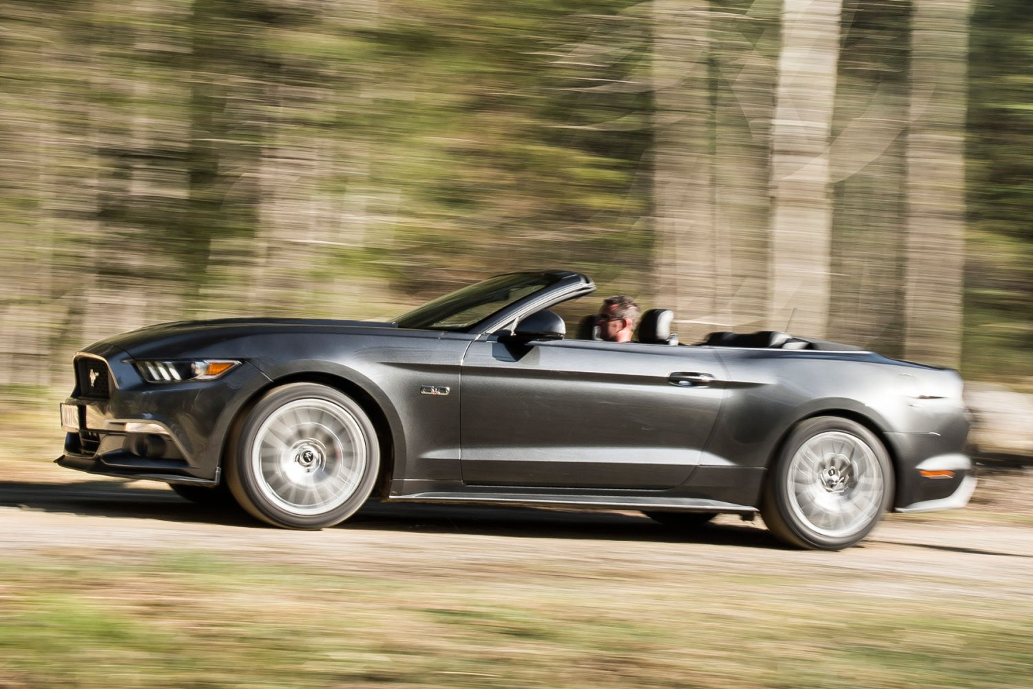 What's the Ford Mustang like to drive?