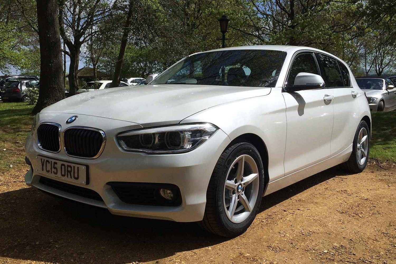 BMW 116d EfficientDynamics Plus 2015