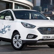 Hydrogen-powered Hyundai ix35 Fuel Cell on sale now for £53,105