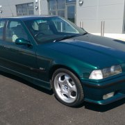 Ex-Top Gear challenge BMW M3 up for auction