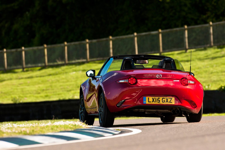 Mazda MX-5 review Goodwood 2015