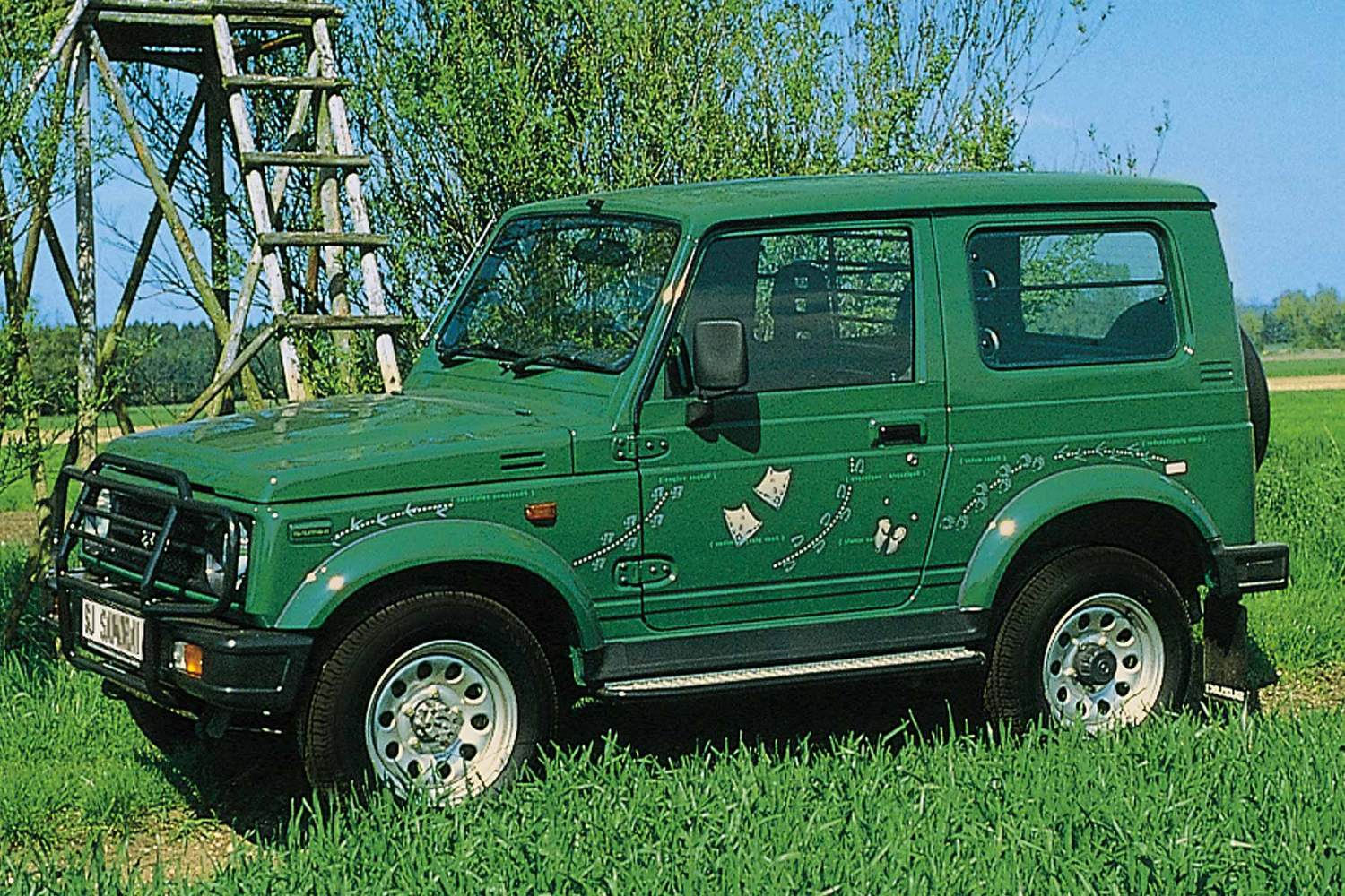 Suzuki SJ - Great Motoring Disasters