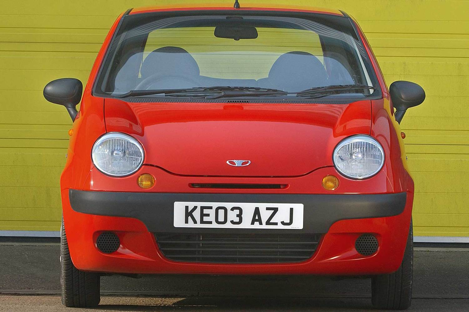 The cheapest cars to insure for 17-18 year olds: Daewoo Matiz