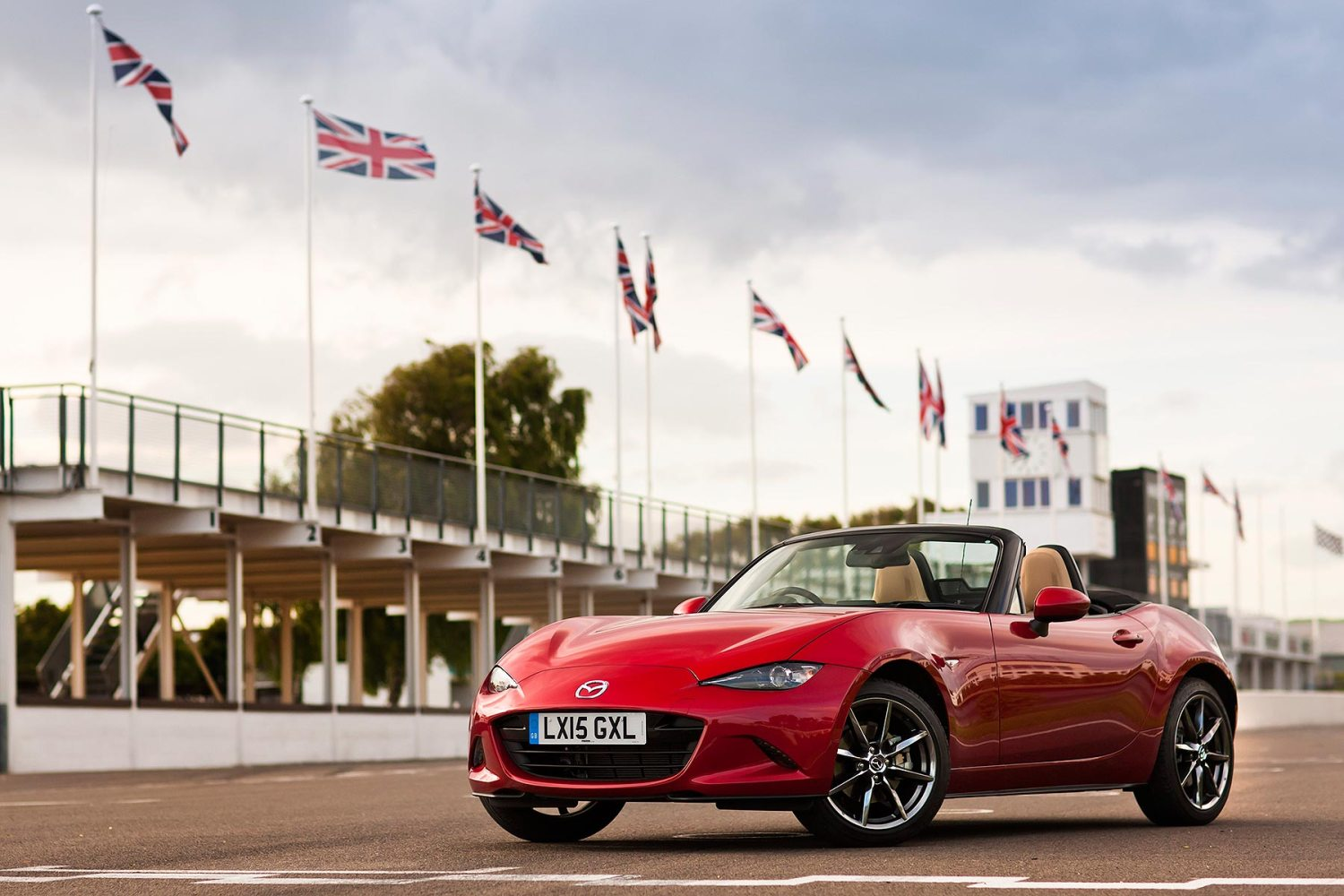 Mazda MX-5 review Goodwood 2015