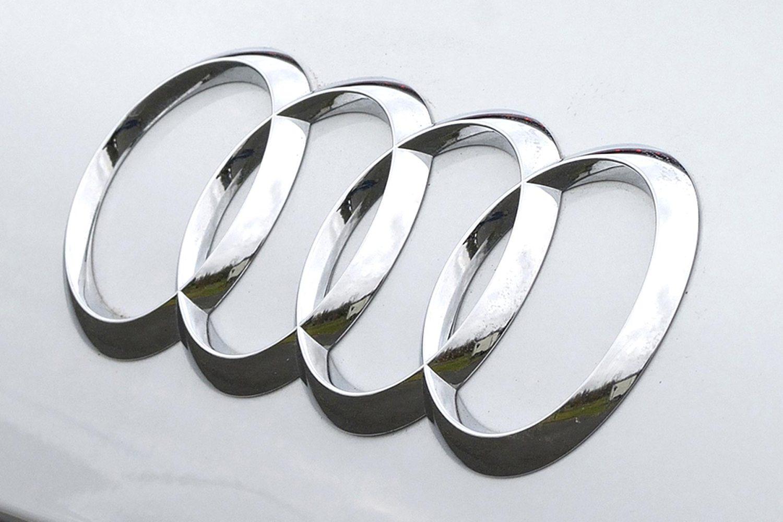 Audi four rings