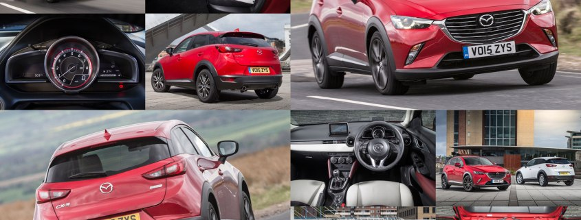 Mazda CX-3 review: 2015 first drive