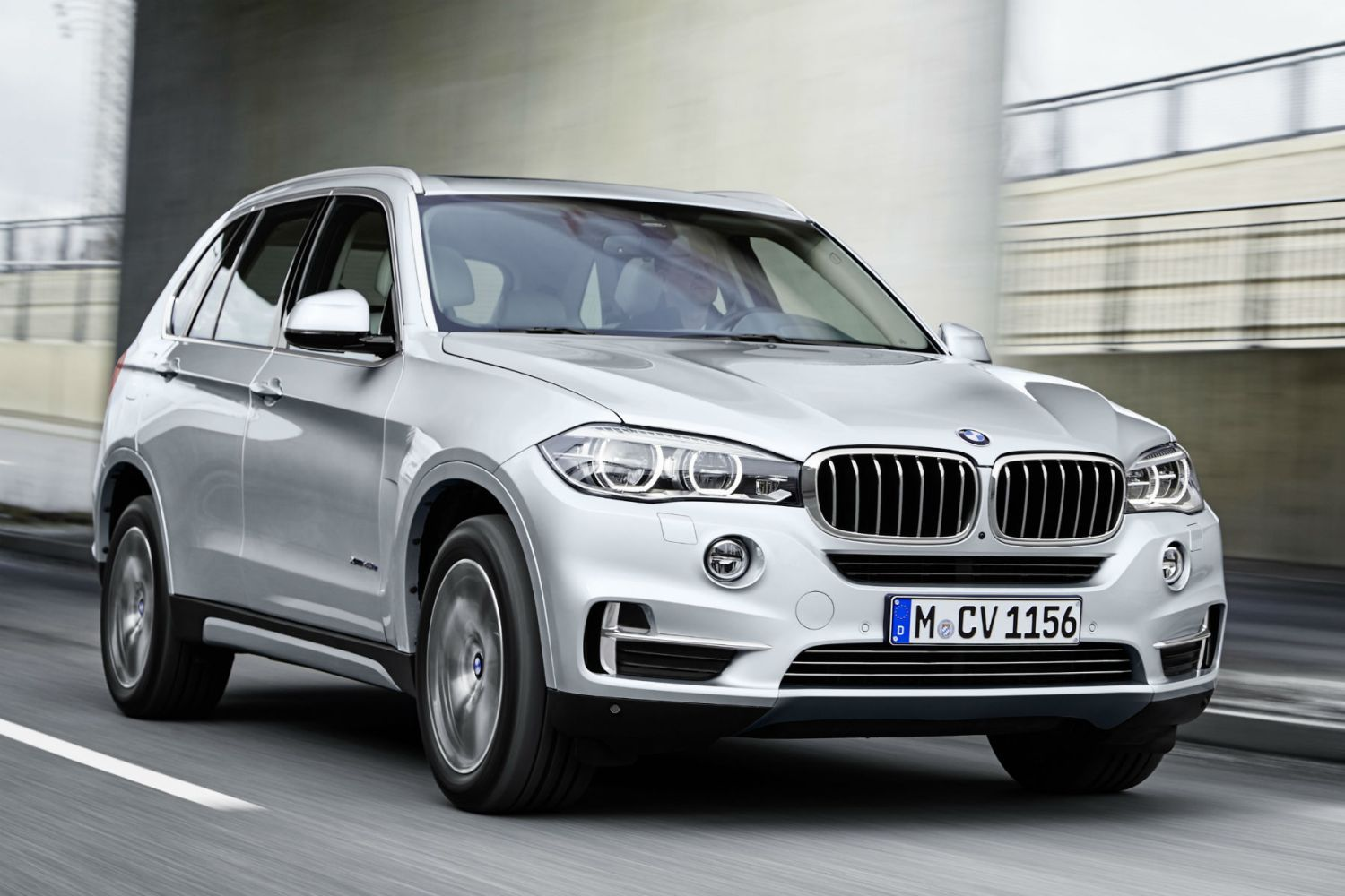 BMW X5 xDrive40e: verdict